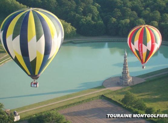 Touraine_Montgolfière_Pagode_Chanteloup