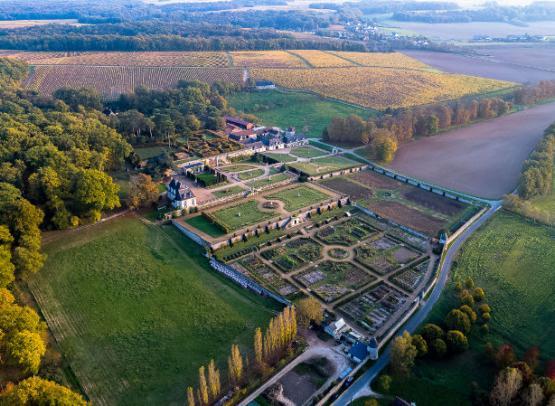 Chateau de Valmer_Vue aérienne_Charly's Drone_paysage
