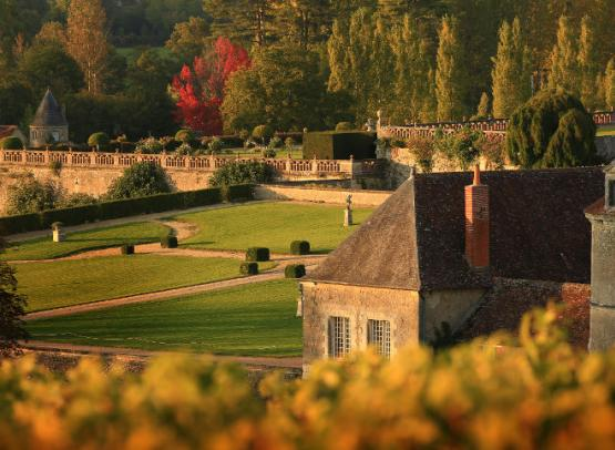 Vendanges au Chateau de Valmer © Leonard de Serres