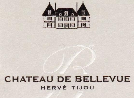 Chateau Bellevue vins loire