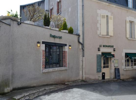 Hotel-Restaurant-Le-Monarque-Blois©Le-Monarque-(16)
