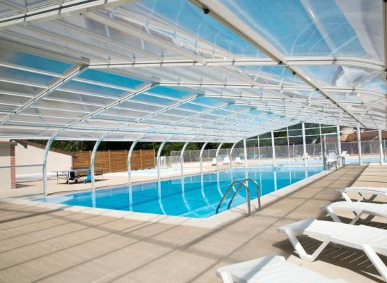 camping sites et paysages les saules à cheverny-loire valley-détente et accessibilité  à la piscine