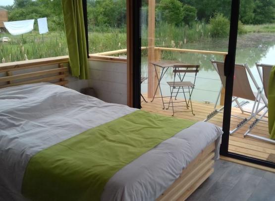 Lodge flottant intérieur