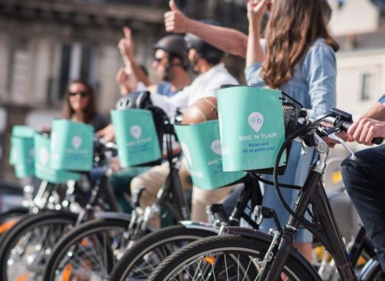 velo electrique Nantes location et visites guidee- Bike'N Tour -