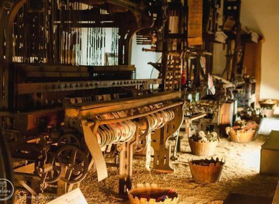 Métier à tisser - Musée Maurice Dufresne