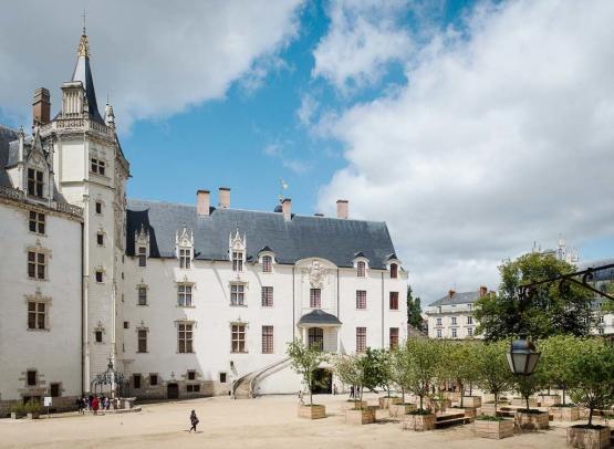 CHATEAU DES DUCS DE BRETAGNE - MUSEE D'HISTOIRE DE NANTES