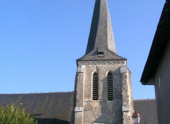 eglise fougere