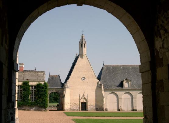 Chateau de Montgeoffroy- chapelle