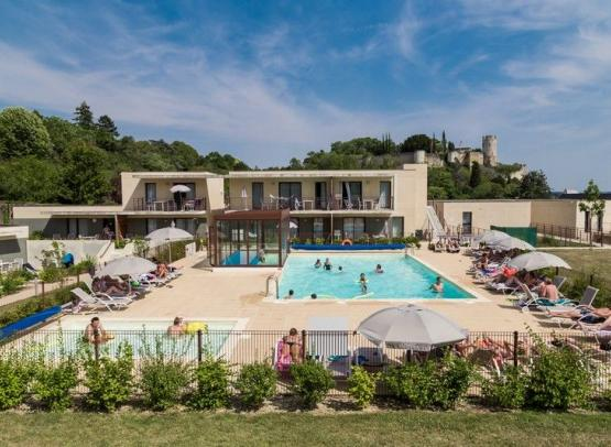 RESIDENCE HOTELIERE ODALYS - LE CLOS SAINT MICHEL