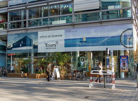 OFFICE DE TOURISME TOURS LOIRE VALLEY