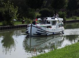 bateaux canal latéral à la loire 21 septembre 2013 (3) - OT Terres de Loire et Canaux-IRémy
