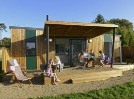 Terrasse de Cottage de 4 à 8 personnes R&C
