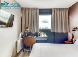 BRIT HOTEL ST NAZAIRE CH301