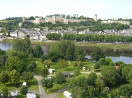 CHINON CAMPING ILE AUGER 1
