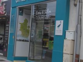 Façade Office de Tourisme Loire & Sillon