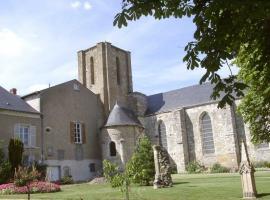 OT Pithiviers-Vestiges de la Collégiale Saint-Georges_Photo OT