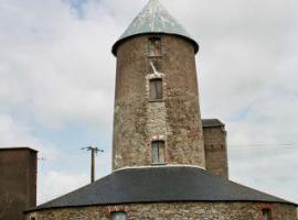 Moulin des buttes Touches