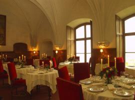 (21)chateau-hotel-chisssay-en-touraine-restaurant©CDT41-chateaudechissay