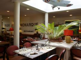 Hotel-Restaurant-Le-Monarque-Blois©Le-Monarque-(10)