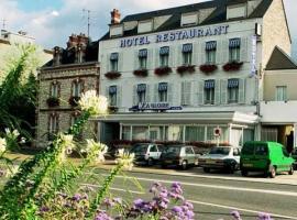 RESTAURANT DE L'HOTEL DE LA GLOIRE
