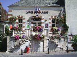 OFFICE DE TOURISME AUTOUR DE CHENONCEAUX, VALLEE DU CHER BUREAU DE BLERE