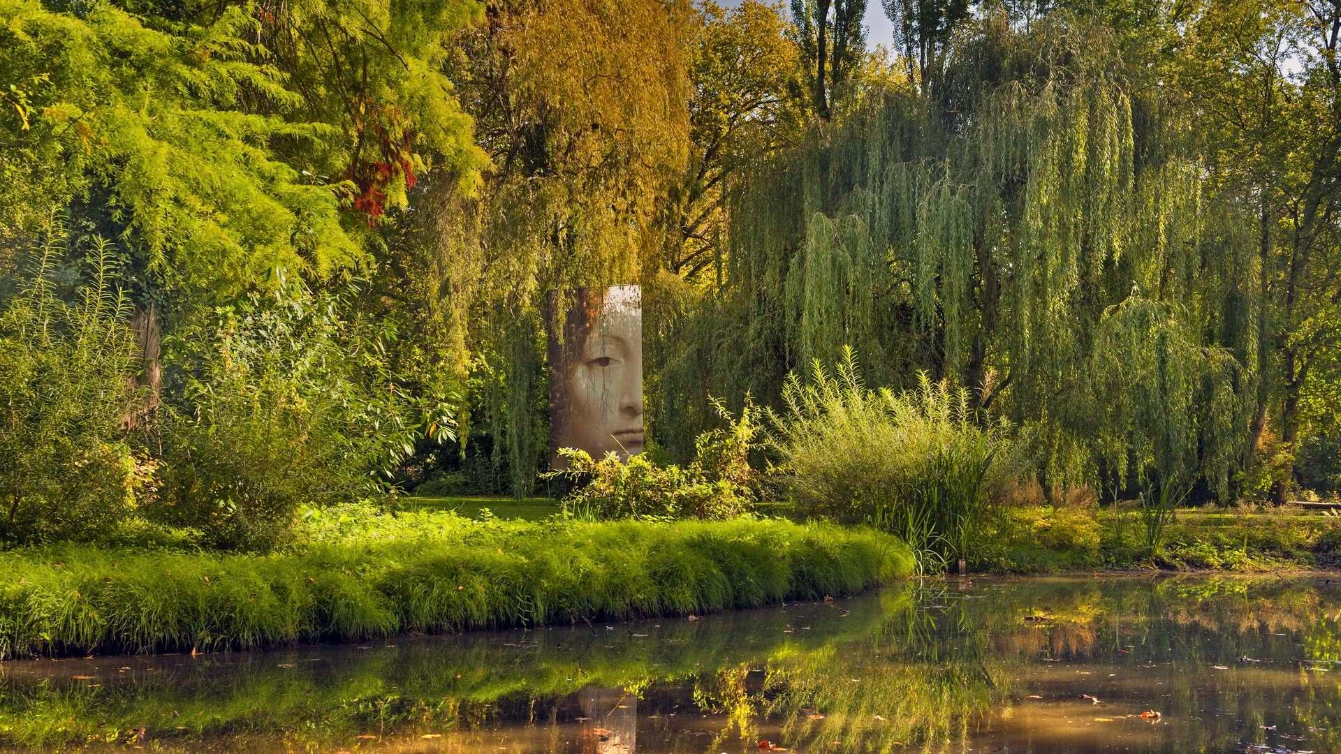 Schloss clos luc das naturgenie leonardo da vinci das loiretal ein ausflug nach frankreich - Jardin du clos des blancs manteaux ...