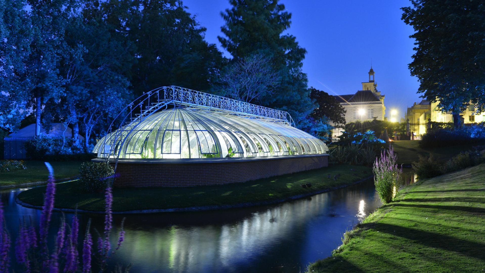 Der Jardin des Plantes in Nantes, Das Loiretal, ein Ausflug nach ...